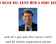 I Killed Bill Gates